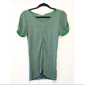 Maje Striped Tee Shirt